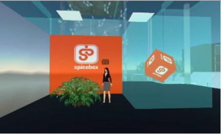 DACとスパイスボックス、Second Life内での広告・プロモーション支援サービスを開始