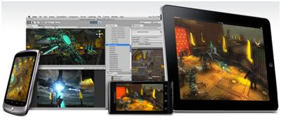 グリー、3Dゲーム開発ツール「Unity」を提供するUnity Technologiesと技術提携_1