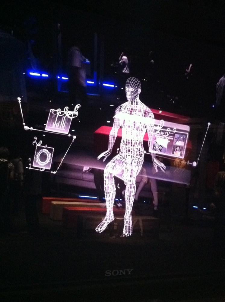 SONYのソニーのAR技術「SmartAR」を見てきた_1
