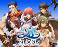 インデックスと日本ファルコム、GREEで人気アクションRPG「イース」のソーシャルゲーム「イース ネクサス」を提供開始