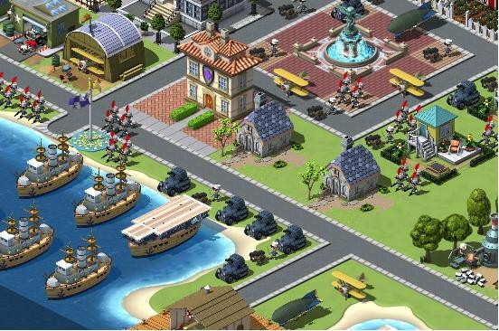 ZyngaのEmpires & Allies、17日間に3000万ユーザーを獲得