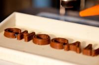 3Dプリンタでオリジナルチョコを作ろう!英エクセター大学研究チームが「チョコ・プリンター」を開発1