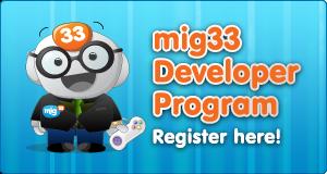 新興国向けSNS「mig33」運営のProject Goth、ソーシャルアプリの仕様をGREEと共通化