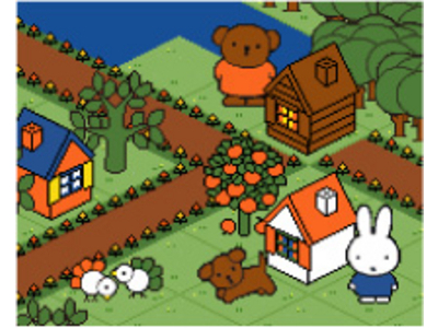 Zynga Japan、「まちつく!mixi版」にて「ミッフィープチガチャ」を提供1