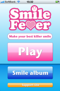頓智ドットのモテアプリ「スマイルフィーバー」が英語と韓国語に対応1