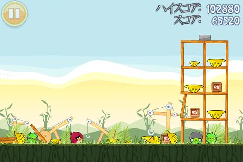 Angry Birds、ダウンロード数3億5000万回を突破!