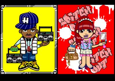 渋谷の老舗クラブ「HARLEM」がソーシャルゲームをプロデュース!本格HIPHOPソーシャルゲーム「Battle HIPHOP!!! HARLEM」をリリース