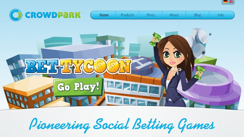 ドイツのソーシャルゲームディベロッッパー「Crowdpark」、600o万ドル資金調達