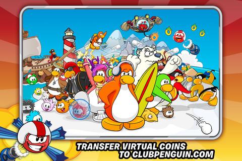 ディズニーの子供向け仮想空間「Club Penguin」、iOSアプリをリリース