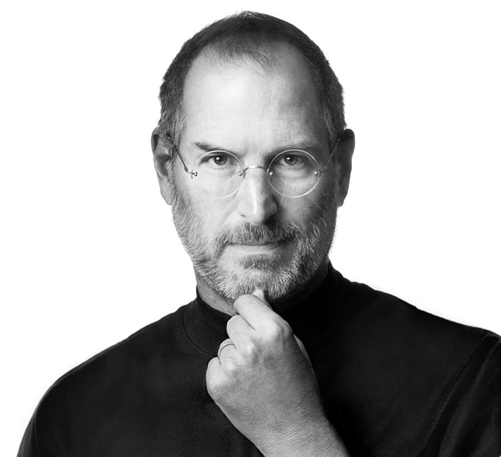 Apple共同創業者にして前CEOのスティーブ・ジョブス氏死去