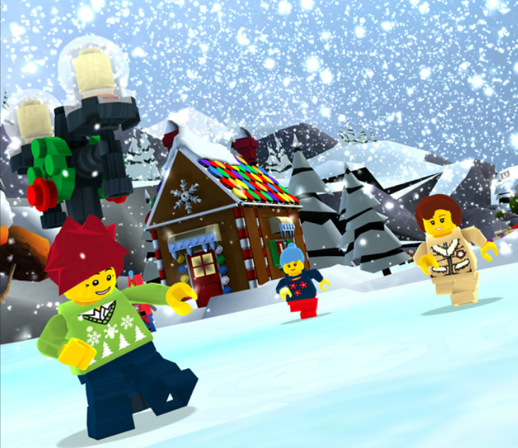 LEGO Universe、来年1/31にサービス終了