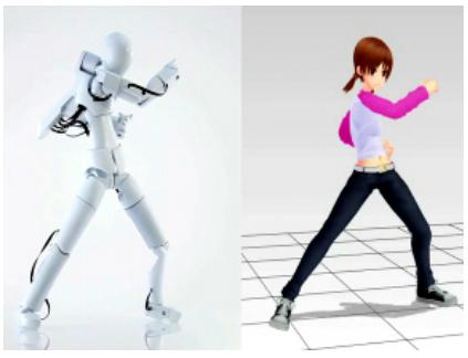 人形型3D入力デバイス「QUMA」、2012 年 5 月に発売