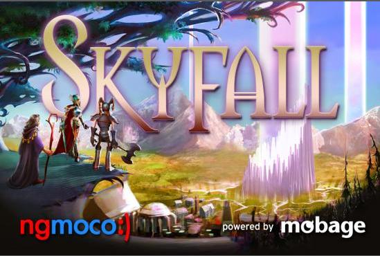 Ngmoco、グローバル版Mobage向けMMORPG 「Skyfall」を開発中