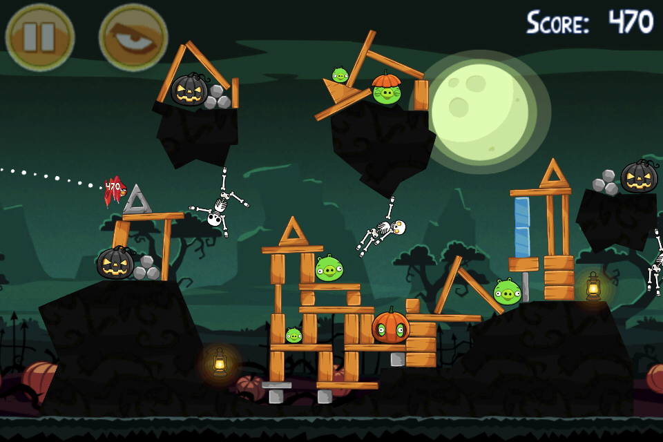 Angry Birds、5億ダウンロードを突破