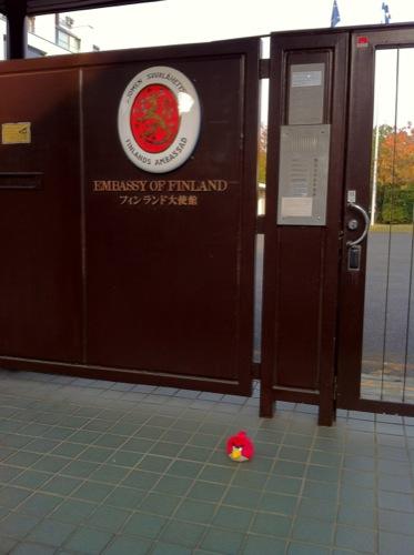 【レポート】フィンランド大使館がAngry Birdsだらけ!Rovio Japanイベントレポ1