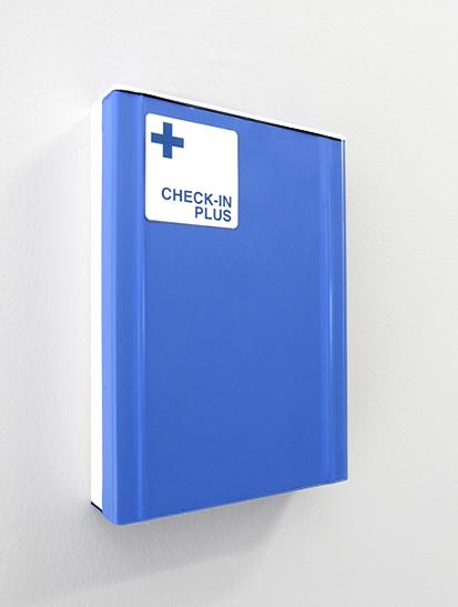 Butterfly、スマホユーザーの「チェックイン」行動を自動認証する専用機器「チェックイン・プラスボックス」を開発1
