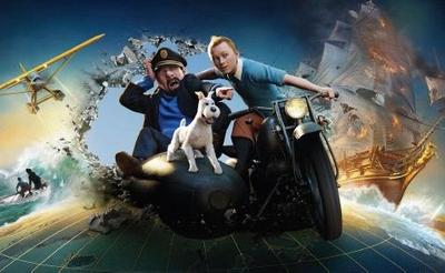 映画「タンタンの冒険/ユニコーン号の秘密」、プロモーションにARを活用