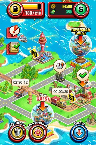 カヤック、北米向けゲームアプリ「GO GO CARGO」をリリース1