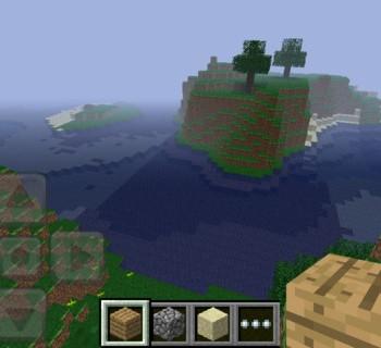 iPhoneでもブロック積み!「Minecraft – Pocket Edition」iOS版が登場