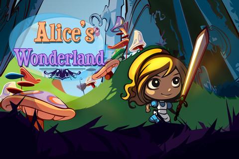 サイバーエージェントアメリカ、iPhoneアプリ「アリス・ワンダーランド」をリリース1