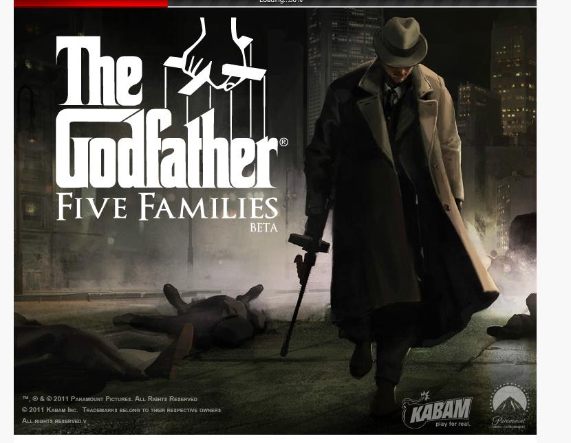 Kabam、Google+にて映画「ゴッドファーザー」を題材にしたソーシャルゲームの提供を開始