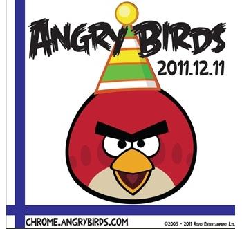 Angry Birds誕生2周年!Rovioが日本でも記念イベントを実施
