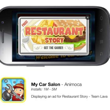 Chartboost、Androidゲーム向け広告プラットフォームのCβ版の提供開始