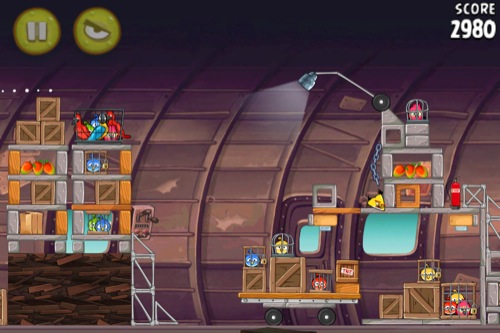 Angry Birds Rio、「Golden Joystick Awards 2011」にてベストモバイル賞を受賞