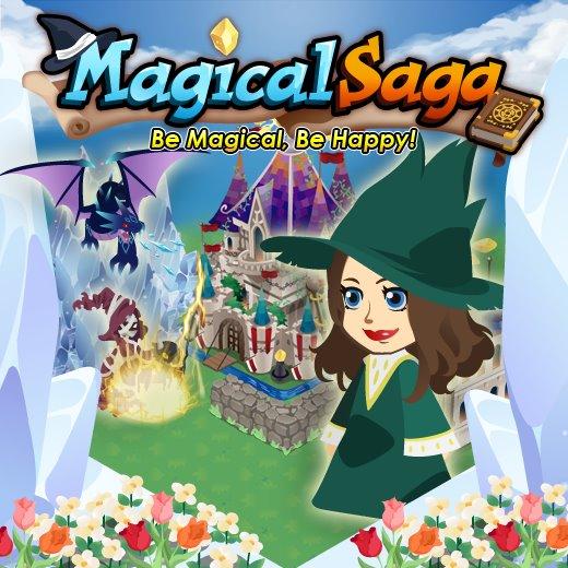 ジークレスト、Facebookにてソーシャルゲーム「MagicalSaga」をリリース1
