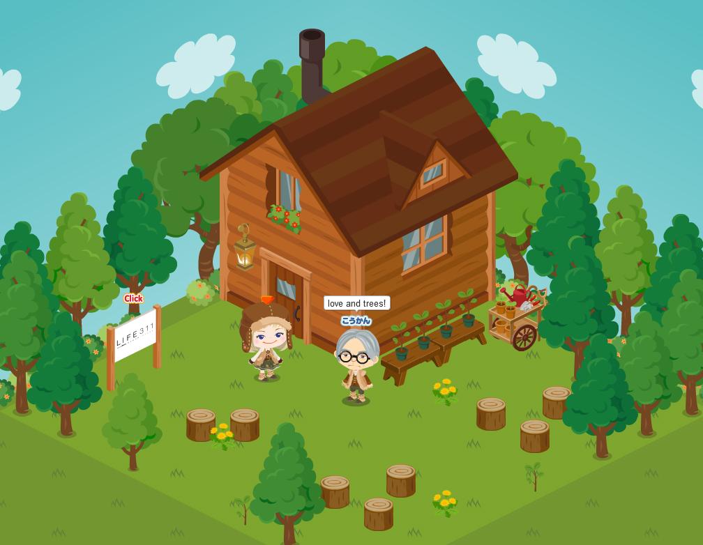サイバーエージェント、ソーシャルゲーム「ピグライフ」にて被災地支援プロジェクト「LIFE311」とコラボ