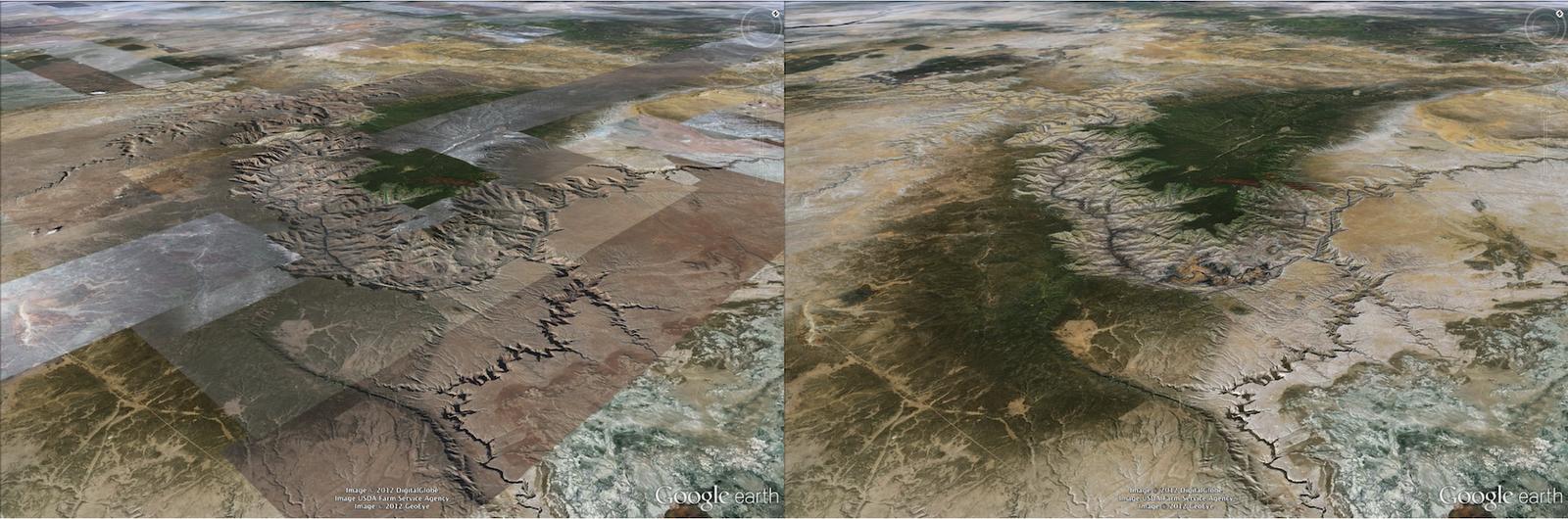 Google Earthがより滑らかに 「Google Earth 6.2」リリース
