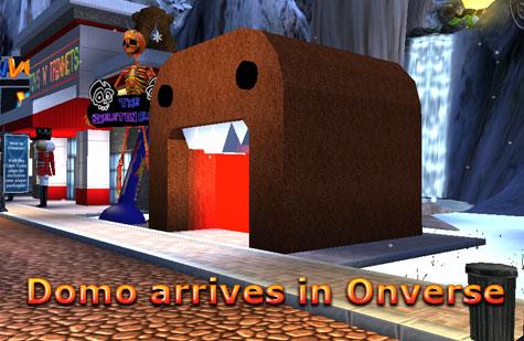 どーもくん、今後は3D仮想空間「Onverse」の仮想アイテムに1