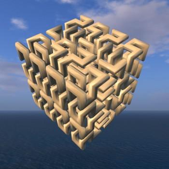 米数学者、Second Lifeアイテムを3Dプリンタで出力して販売する試みを実施