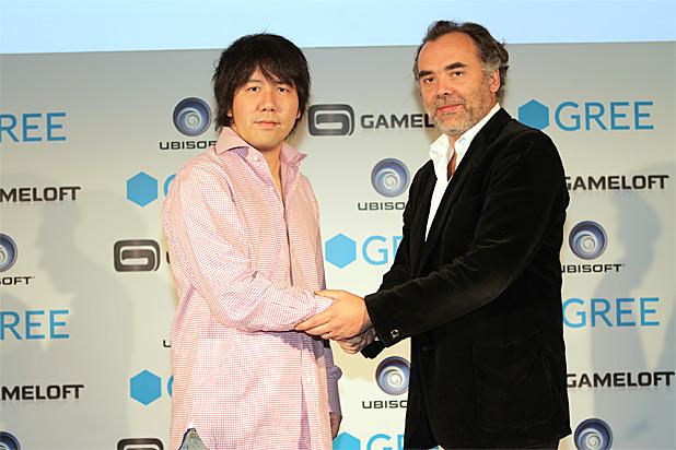 UbisoftとGREE、「アサシン クリード」シリーズ最新作を「GREE Platform」で提供決定1