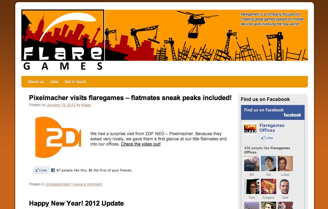 ドイツの位置ゲー会社の「Flaregames」、790万ドルを調達