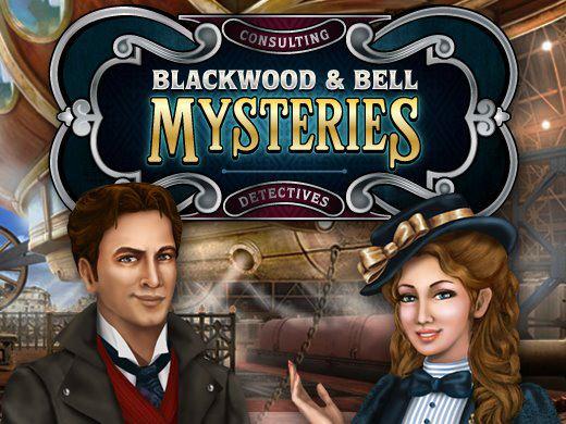 Playdom、Facebookにて宝探し系ソーシャルゲーム「Blackwood & Bell Mysteries」をリリース