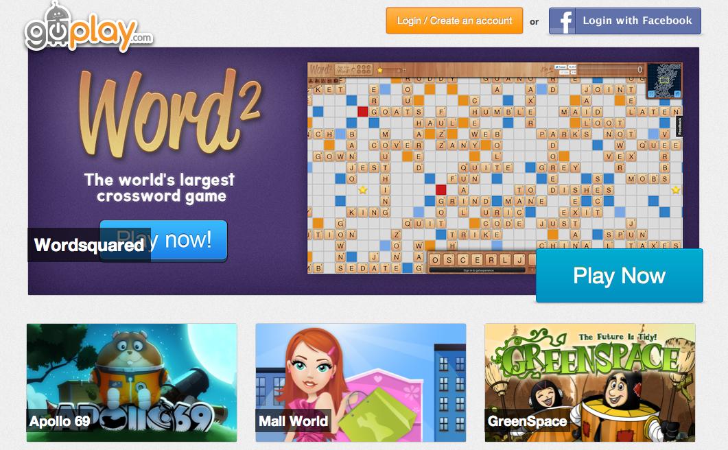 新しいアメリカのソーシャルゲームプラットフォーム「Goplay」