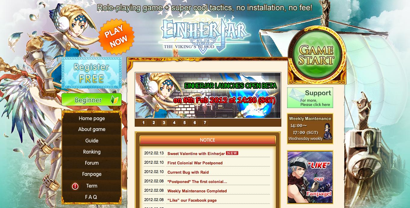 KBMJ、ソーシャルゲーム「エインヘリアル-ヴァイキングの血脈-」の英語版を2/22にリリース