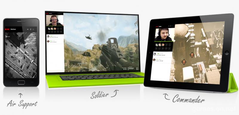Crytekのソーシャルゲームプラットフォーム「GFACE」、クローズドβテストを開始
