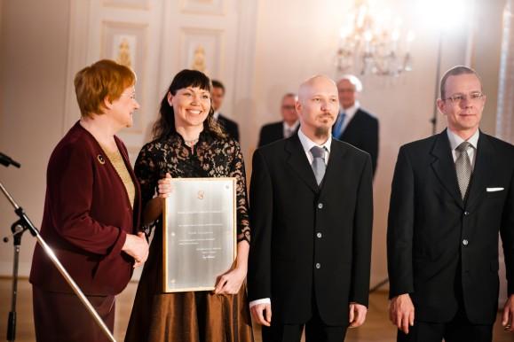 フィンランド大統領が同国のゲーム業界を表彰、グローバル化に多大な貢献