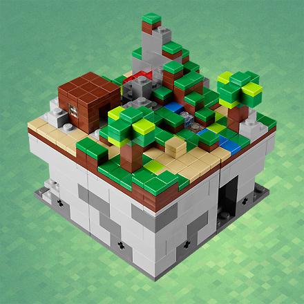 LEGOのMinecraftセット、予約受付開始---価格は34.99ドル