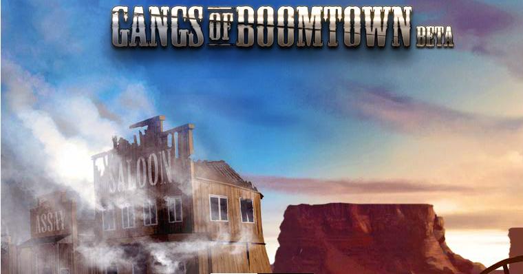 Digital Chocolate、Google+にて新作ソーシャルゲーム「Gangs of Boomtown」をリリース