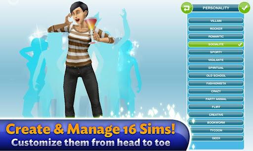 EA、Android向け「The Sims フリープレイ」をリリース1