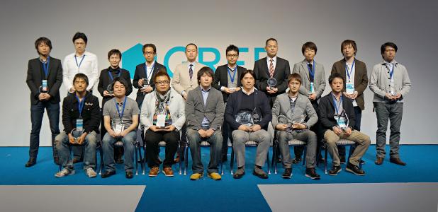 GREE、「GREE Platform Award 2011」を開催 受賞タイトルを発表