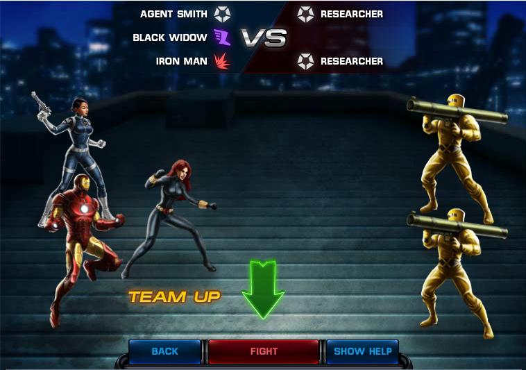 Playdom、マーベル・コミックのヒーロー達が登場するソーシャルゲーム「Marvel: Avengers Alliance」をリリース