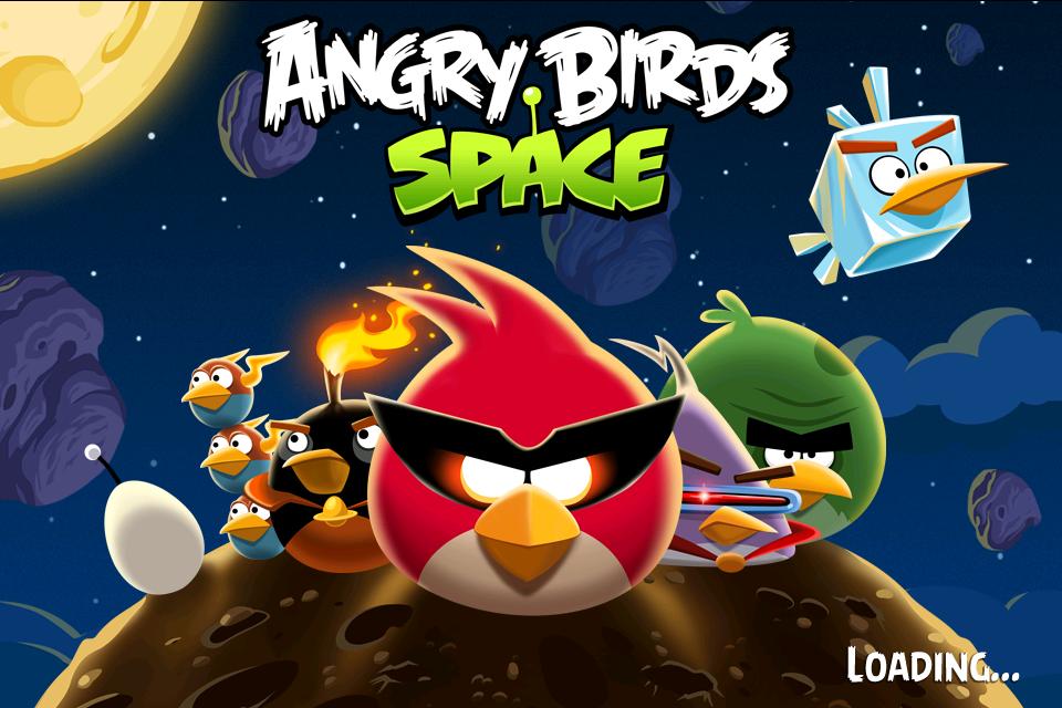 【やってみた】「Angey Birds Space」をやってみた1