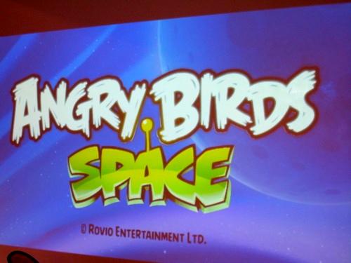 【レポート】宇宙キターー!!「Angry Birds Space」リリース記念イベントレポート1