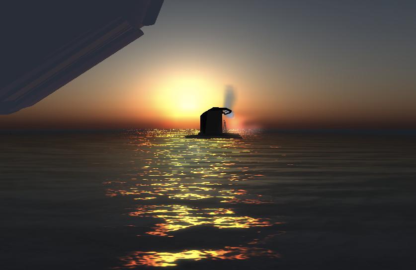 【Second Life】仮想空間内に震災の記憶を残す「キオク311」1