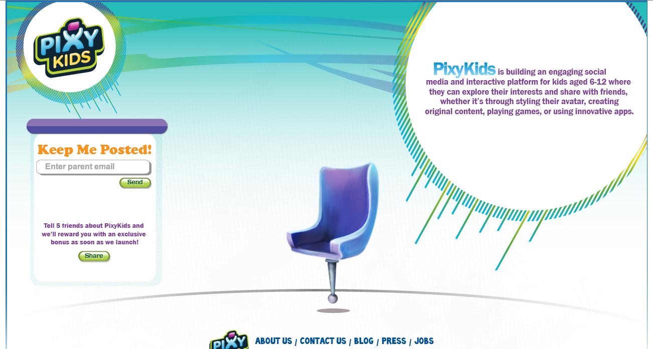 アメリカの子供向けSNS「PixyKids」、300万ドル資金調達