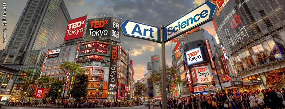 6/30 渋谷ヒカリエにて「TEDxTokyo 2012 – 科学とアートが出会うとき」開催